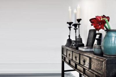 Čaro čínskeho nábytku v modernom interiéri