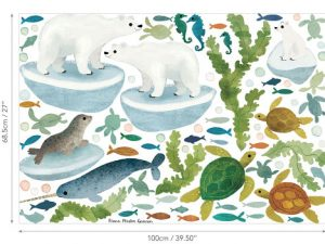 W577 01 ocean antics wall stickers ocean antics 04