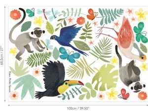 cover jungle jumble wall stickers jungle jumble 04