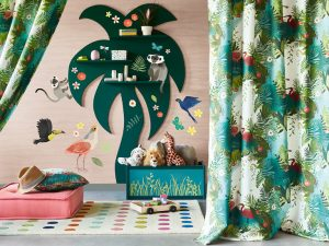 picturebook wall stickers jungle jumble