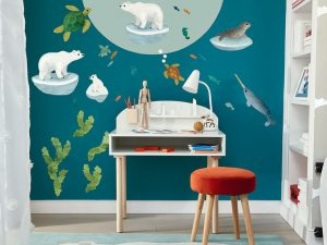 picturebook wall stickers ocean antics