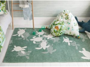tiny turtles rugs room