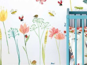 meadow wallsticker room