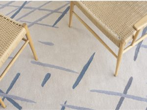 Claire Gaudion Sand Sketch Rug 2