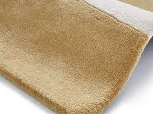 elements el 61 yellow wool rug 1. detailjpg