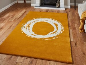 elements el1095 ochre rug8
