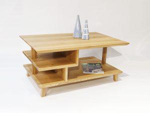 art deco štýlový stolík